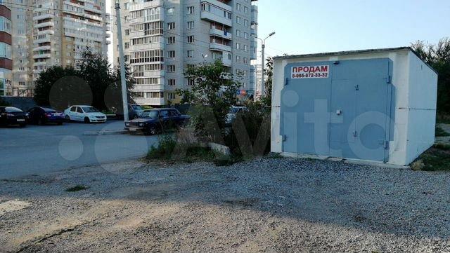 Гараж, 21 м², ул. Звездная 6